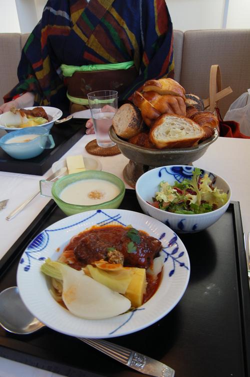 カフェ レストラン ラ ターブル ド オレノ オクムラ_a0115906_1958714.jpg