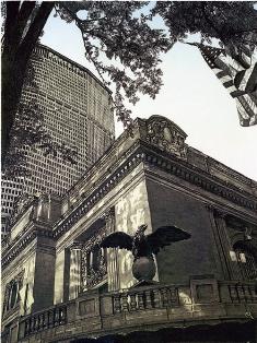 展覧会■09/4/29-5/4  西村文子 石版画展 ―都市シリーズ―_e0091712_642237.jpg