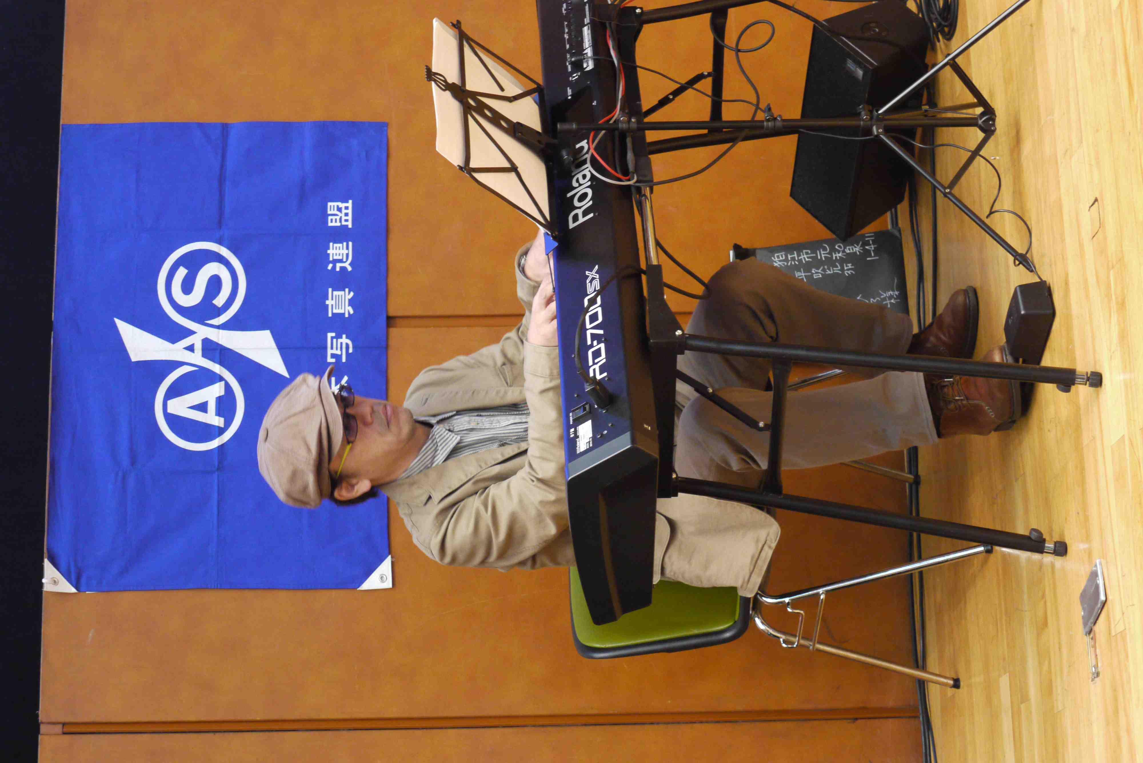 朝日新聞社主催/全日本写連東京本部、支部会員パーティー_b0099226_1743758.jpg