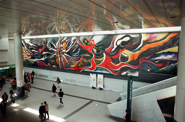 渋谷駅より_f0135451_23165946.jpg