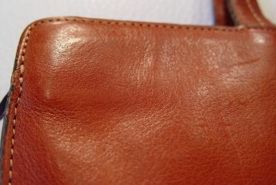 素敵な茶色本革バッグが入荷しました。_a0096367_22573080.jpg