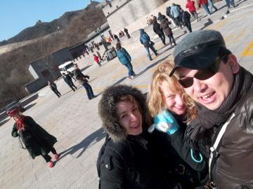 北京2日目/万里の長城_c0180686_1335935.jpg