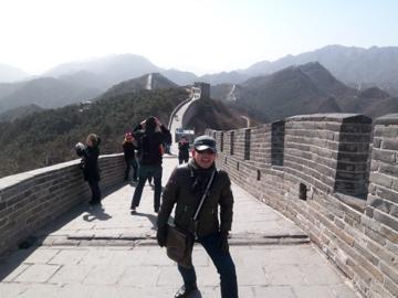 北京2日目/万里の長城_c0180686_1504241.jpg