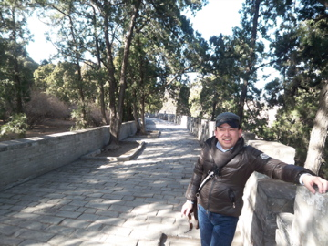北京2日目/万里の長城_c0180686_2382079.jpg
