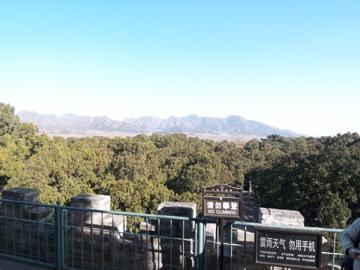 北京2日目/万里の長城_c0180686_2401335.jpg