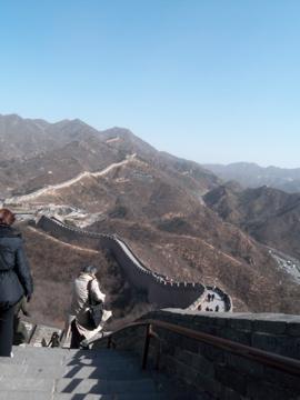 北京2日目/万里の長城_c0180686_255621.jpg