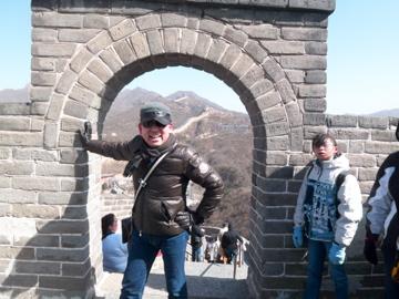 北京2日目/万里の長城_c0180686_274422.jpg