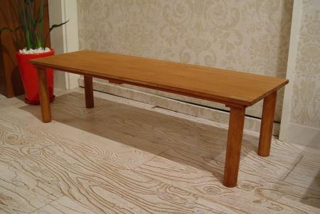 チェコスロバキアの曲げ木椅子 グリーン革仕上げ_a0096367_22431636.jpg