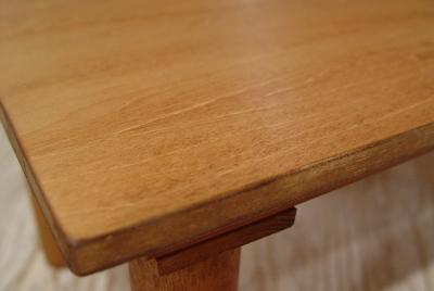 チェコスロバキアの曲げ木椅子 グリーン革仕上げ_a0096367_22432667.jpg