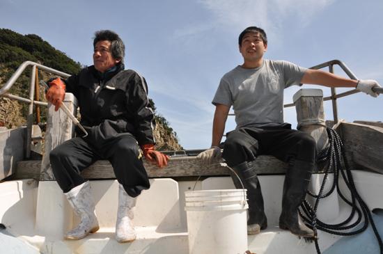 小さな漁村の奇跡の復活劇~徳島県・伊座利地区_e0171573_23352586.jpg
