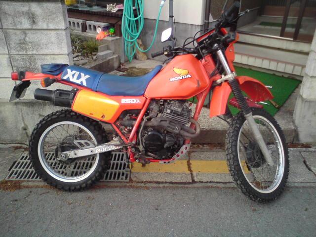 XLX4  + ヘルメット_a0095427_19223876.jpg