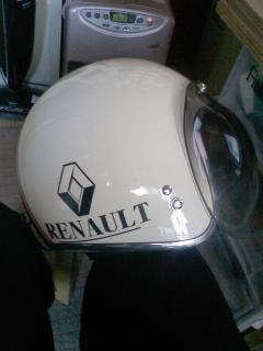 XLX4  + ヘルメット_a0095427_19415691.jpg