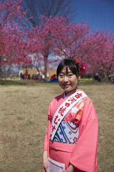 古河総合公園の桃の花_a0003746_18275013.jpg