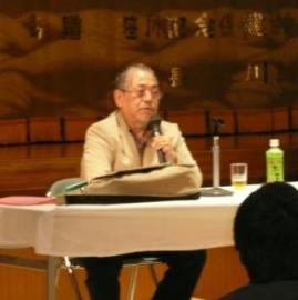 36年ぶり愛楽園で伊波敏男さん講演_f0150886_11212978.jpg