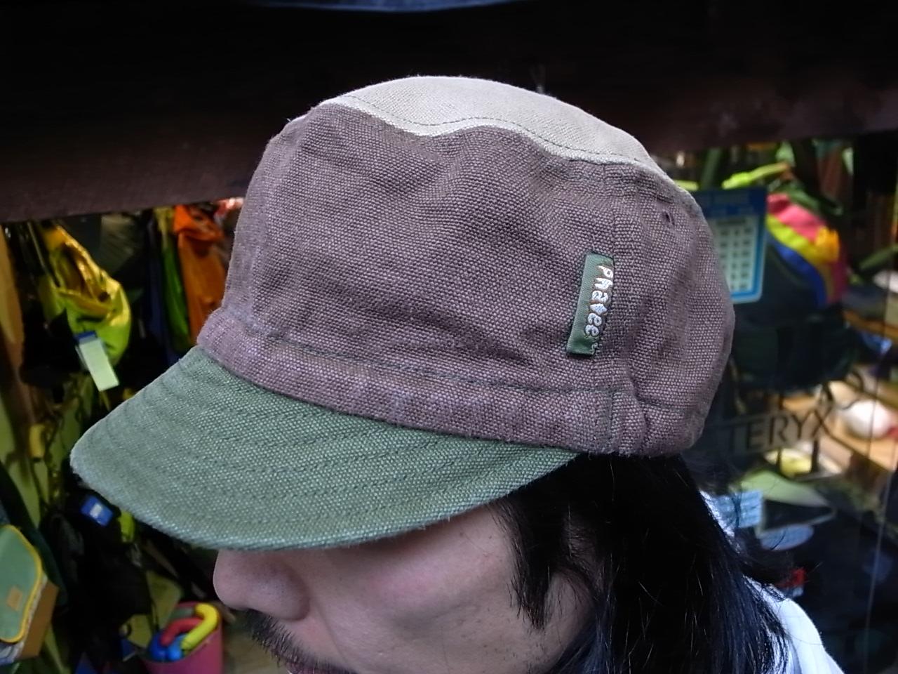 PHATEE  HALF CAP BOZEMAN ORIGINAL_f0159943_16542725.jpg