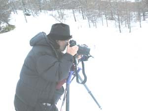 写真家 坂井道子先生の冬山の楽しみ_e0120896_974966.jpg