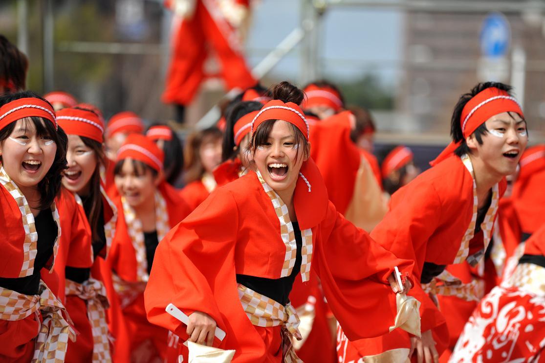 2009浜松よさこい「がんこ祭り」_f0184198_21452618.jpg