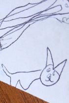 NYのストリートフェアで遭遇した小さなアーティスト_b0007805_5325014.jpg