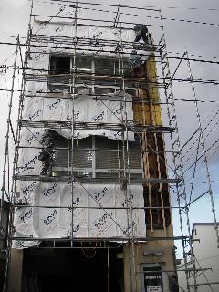 鉄骨ビルの外壁修理 続き_f0105112_8491317.jpg