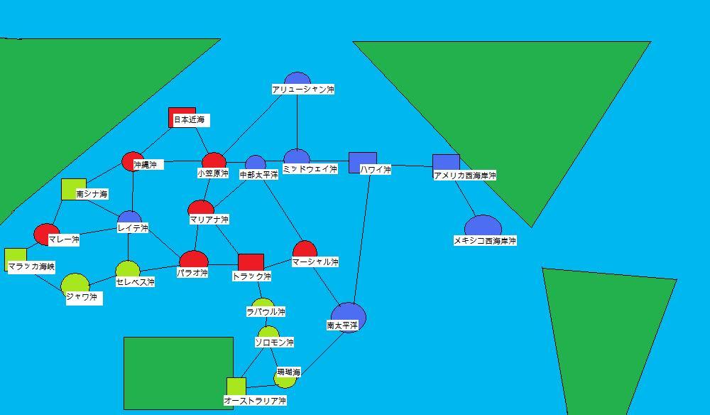 提督の決断Ⅳ攻略。 第5回目。_f0186726_22282737.jpg