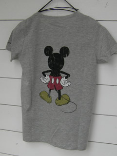 NOMBRE IMPAIR × Mickey コラボTシャツ♪_c0156749_16141289.jpg