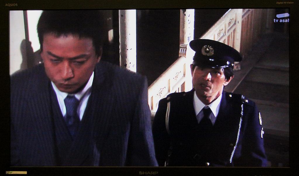 「警官の血」ロケ地        上野ビル(北九州市若松)_a0107574_20392643.jpg