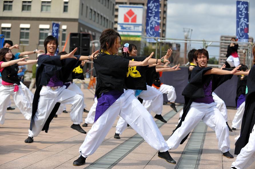2009浜松よさこい「がんこ祭り」_f0184198_1058528.jpg