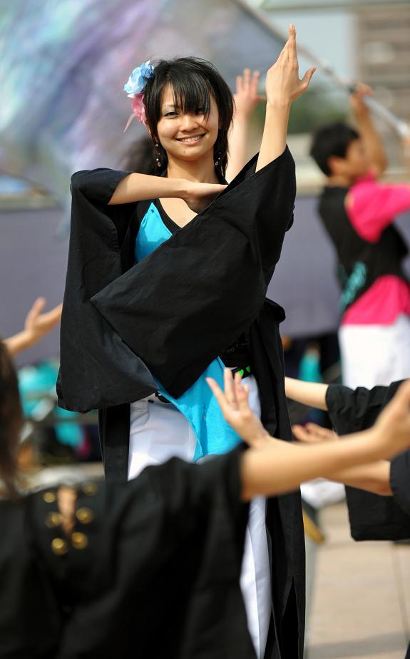 2009浜松よさこい「がんこ祭り」_f0184198_1059227.jpg