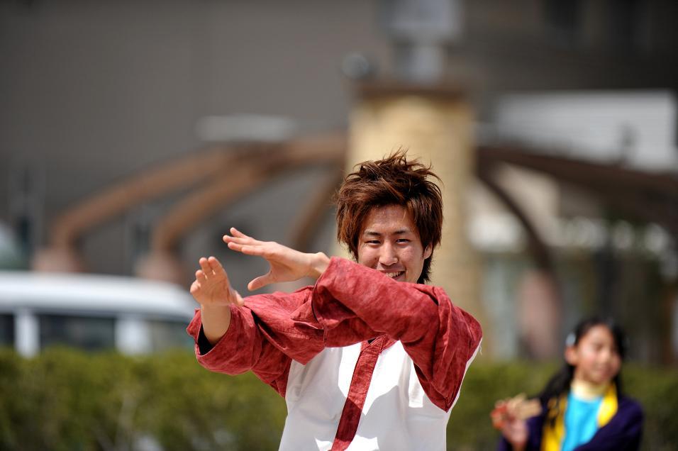 2009浜松よさこい「がんこ祭り」_f0184198_23484390.jpg