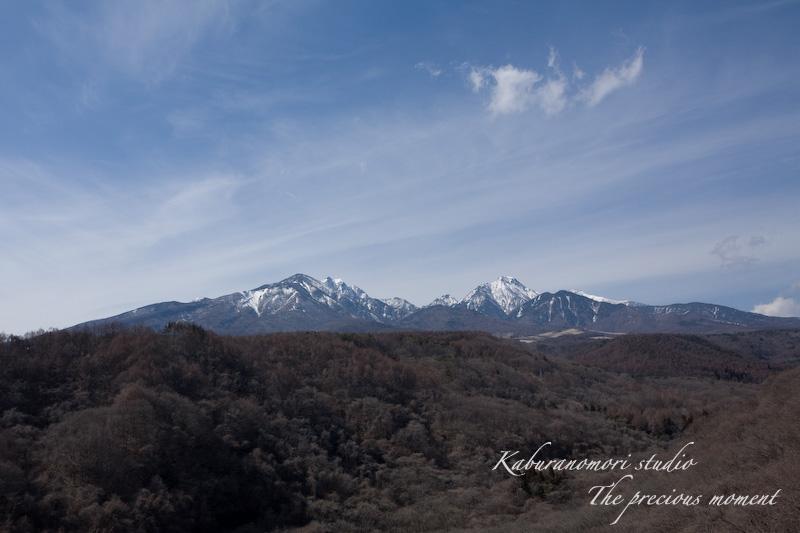 09/3/29 八ヶ岳&カフェ明治学校_c0137403_19394146.jpg