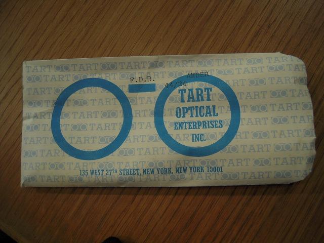 TART OPTICAL セルフレーム_d0121303_12524712.jpg