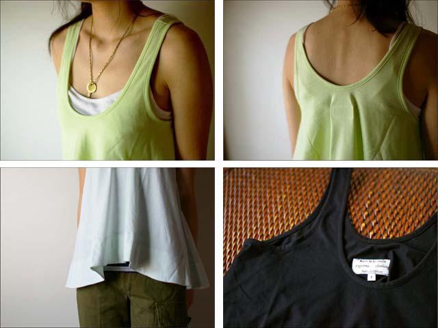 pyjama clothing [ピジャマクロージング] TUNIC_f0051306_14325660.jpg