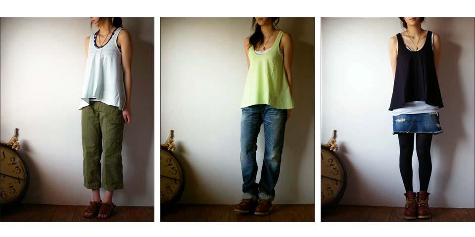 pyjama clothing [ピジャマクロージング] TUNIC_f0051306_1433261.jpg