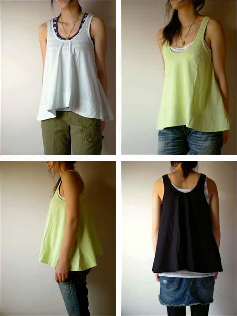 pyjama clothing [ピジャマクロージング] TUNIC_f0051306_14341451.jpg
