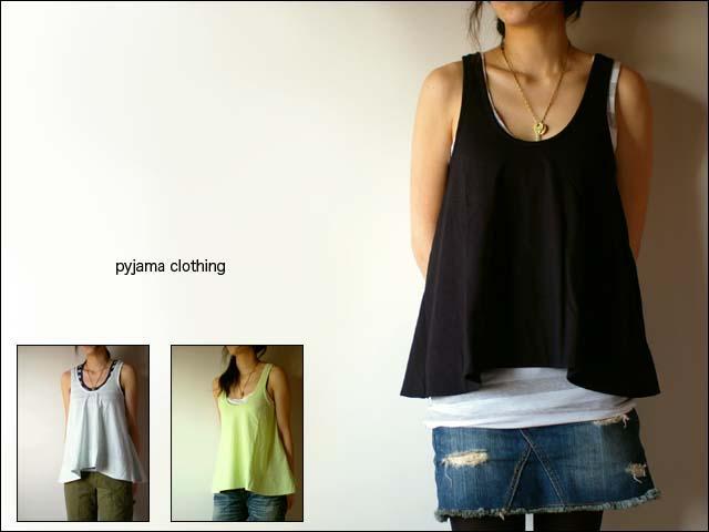 pyjama clothing [ピジャマクロージング] TUNIC_f0051306_1434963.jpg