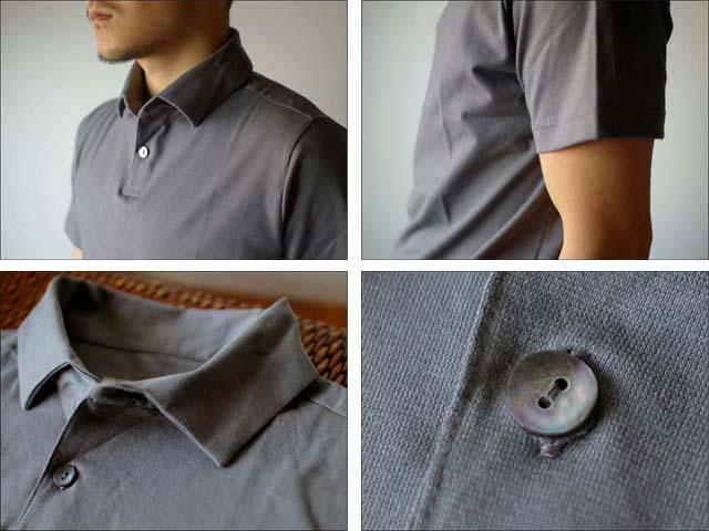 pyjama clothing [ピジャマクロージング] SS POLO [半袖ポロシャツ] _f0051306_14402712.jpg