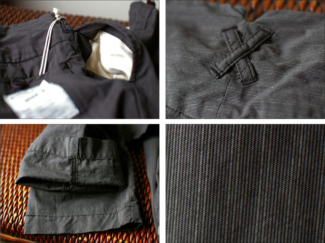 authentic products [オーセンティックプロダクツ] grande [stripe trousers] _f0051306_153541.jpg