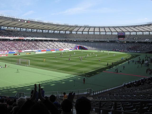 2009Jリーグヤマザキナビスコ杯第2戦 FC東京 VS ヴィッセル神戸_b0042308_2330051.jpg