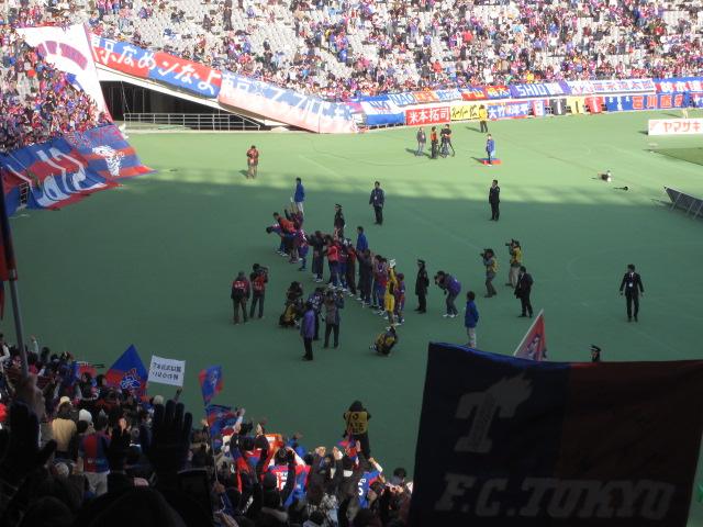 2009Jリーグヤマザキナビスコ杯第2戦 FC東京 VS ヴィッセル神戸_b0042308_23414352.jpg