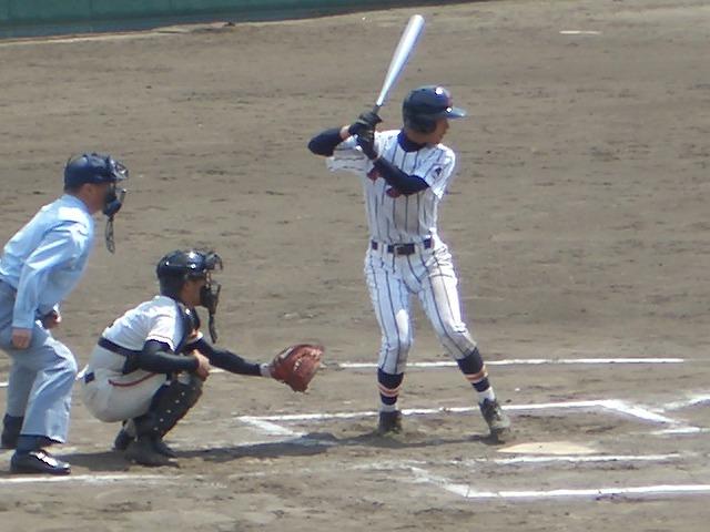 富士市立吉原商業高校野球部 最高のスタート!_f0141310_17112924.jpg