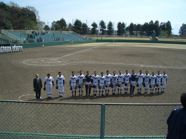 富士市立吉原商業高校野球部 最高のスタート!_f0141310_1711445.jpg