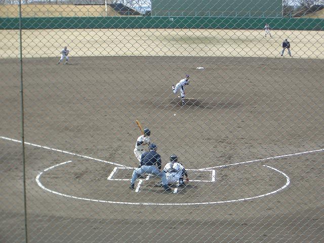 富士市立吉原商業高校野球部 最高のスタート!_f0141310_1792552.jpg