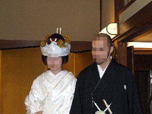 結婚式。_b0157216_2393688.jpg