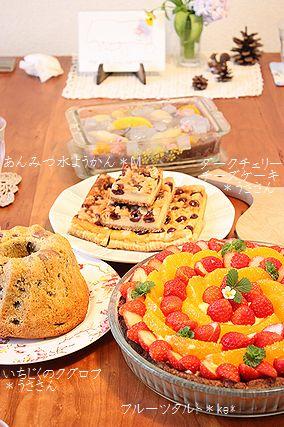 春の ♪ party :) ♪_e0173666_7392490.jpg