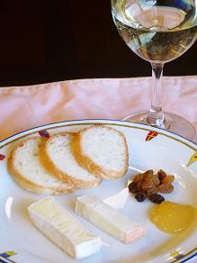 今日のチーズプラトー_f0134268_18282696.jpg