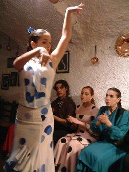 フラメンコ・・・スペインな夜_b0165872_9225278.jpg