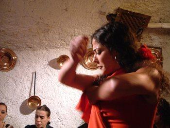 フラメンコ・・・スペインな夜_b0165872_9235149.jpg