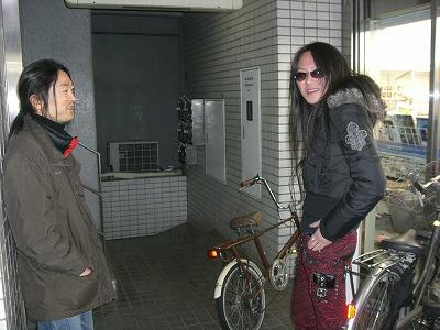 HUSH吉田師匠率いる、ScrewMossのワンマンライブ_d0061678_17574136.jpg