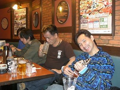 HUSH吉田師匠率いる、ScrewMossのワンマンライブ_d0061678_1835190.jpg