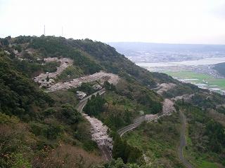 鏡山からの眺め。_c0177995_12165659.jpg